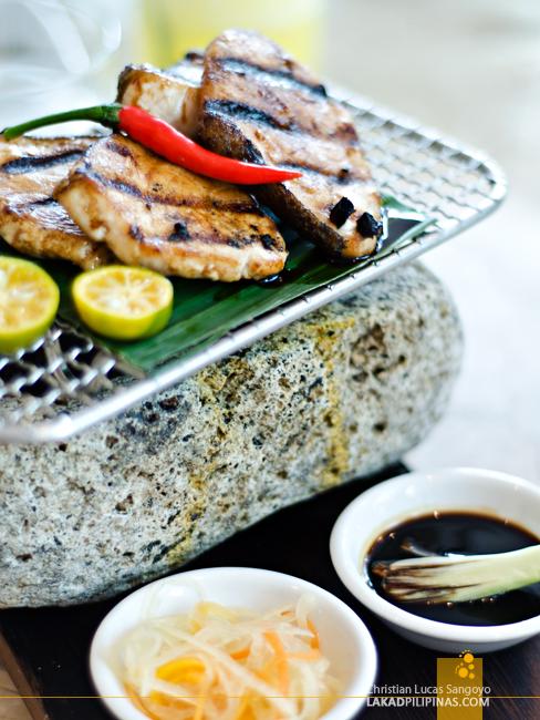 Kabila Filipino Bistro Grilled Fish