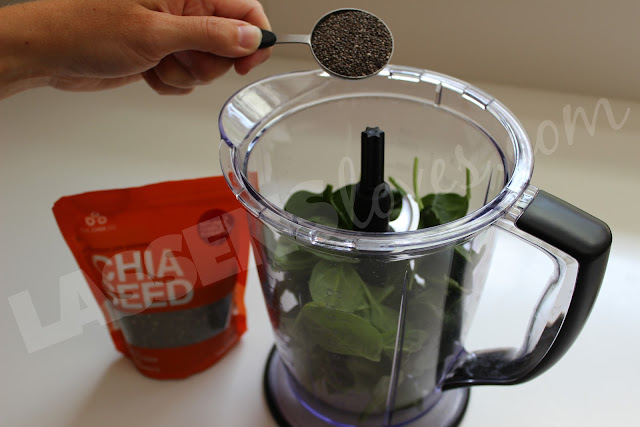 lassensloves.com, chia+smoothie