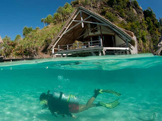 Visitindonesia; Misool Eco Resort, A Perfect Resort For A Newly-Wed Couple