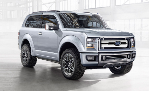 2020 Ford Bronco redesign