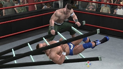 Download WWE Smackdown VS Raw 2008 For PC