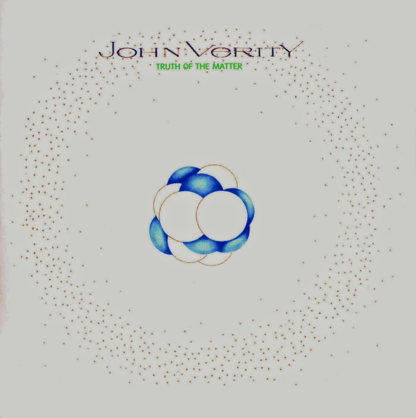 John Verity Truth of the matter 1985 aor melodic rock