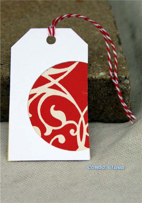 Homemade gift tag ideas
