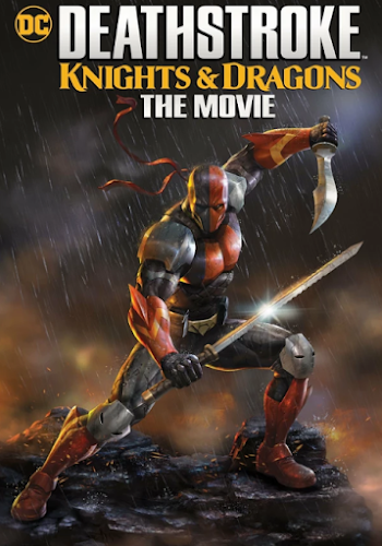 Deathstroke: Knights & Dragons (Web-DL 720p Ingles Subtitulada) (2020)