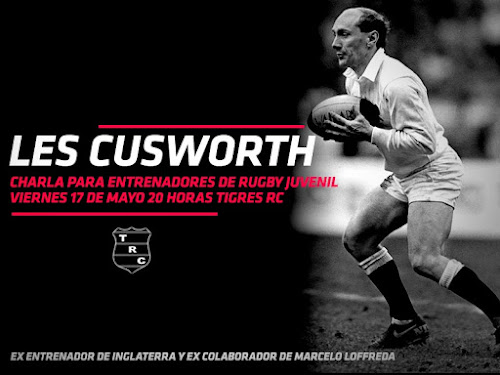 Capacitación de Les Cusworth en Salta