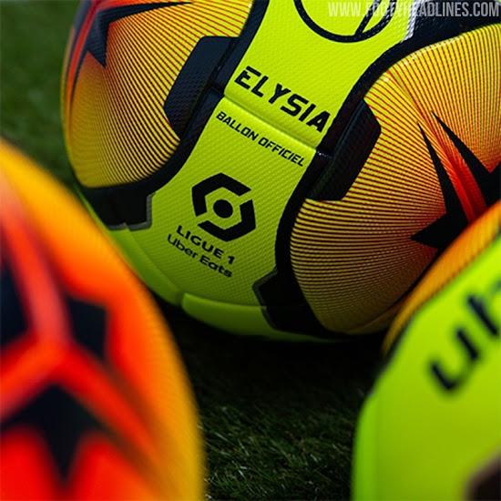 Uhlsport Ligue 1 Ligue 2 20 21 Balls Revealed Footy Headlines