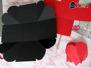 come piegare angoli per creare cubo