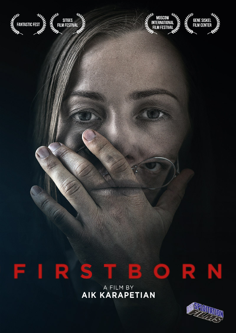 firstborn dvd artwork