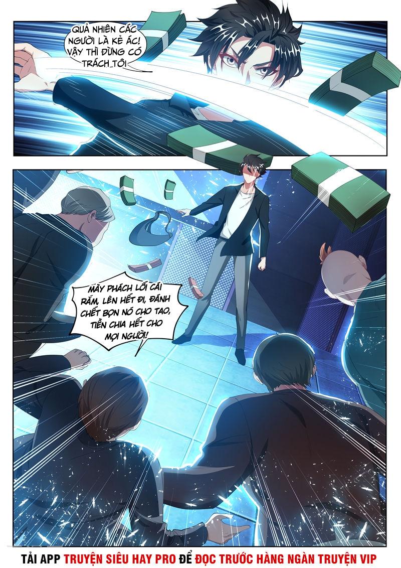 Điện thoại của ta thông tam giới chap 172 - Trang 7