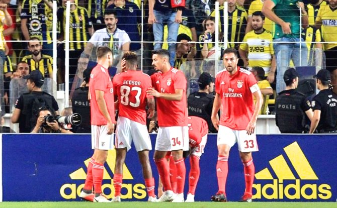 Benfica festejos