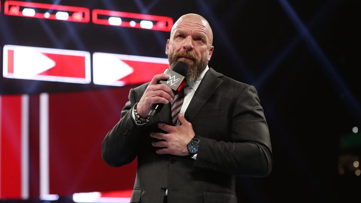 Triple H e Shawn Michales não estiveram envolvidos nas recentes demissões do WWE NXT
