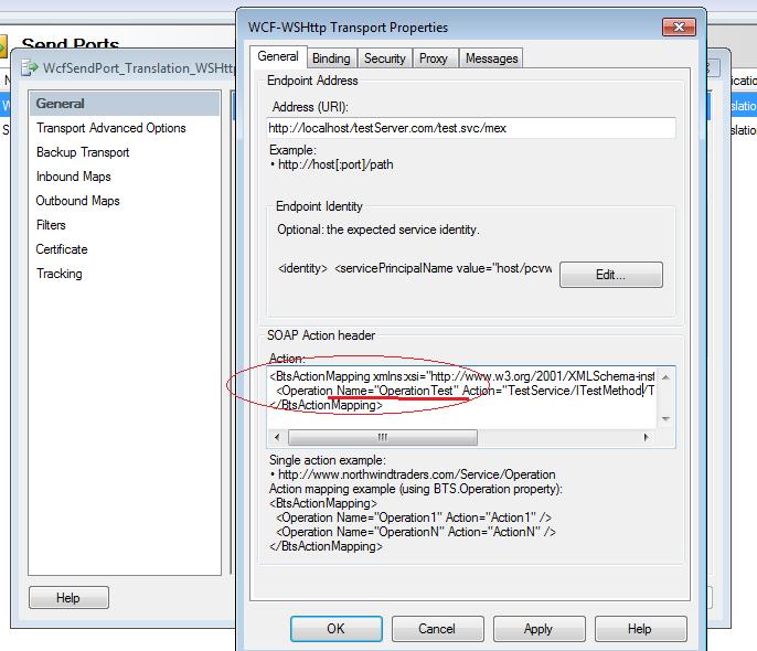 BizTalk/.NET/SQL/SharePoint Warriors: WCF Fault Error From