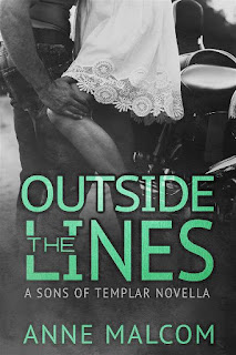 Outside the lines   The sons of templar #2.5   Anne Malcom