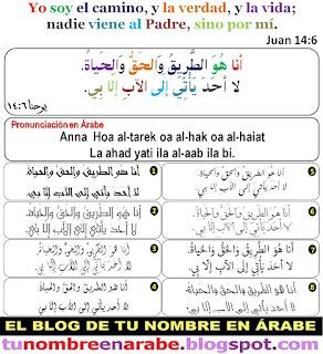 Traducir texto al arabe