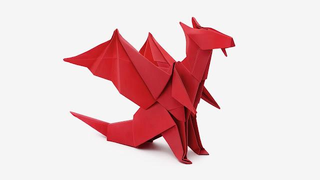Yohanes Chandra Ekajaya Dan Seni Origami