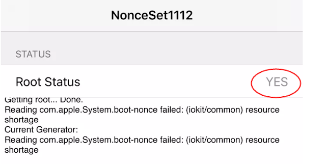 Guardian Lifestyle: NonceSet1112 – Set Nonce on iOS 11 1 2 Firmware