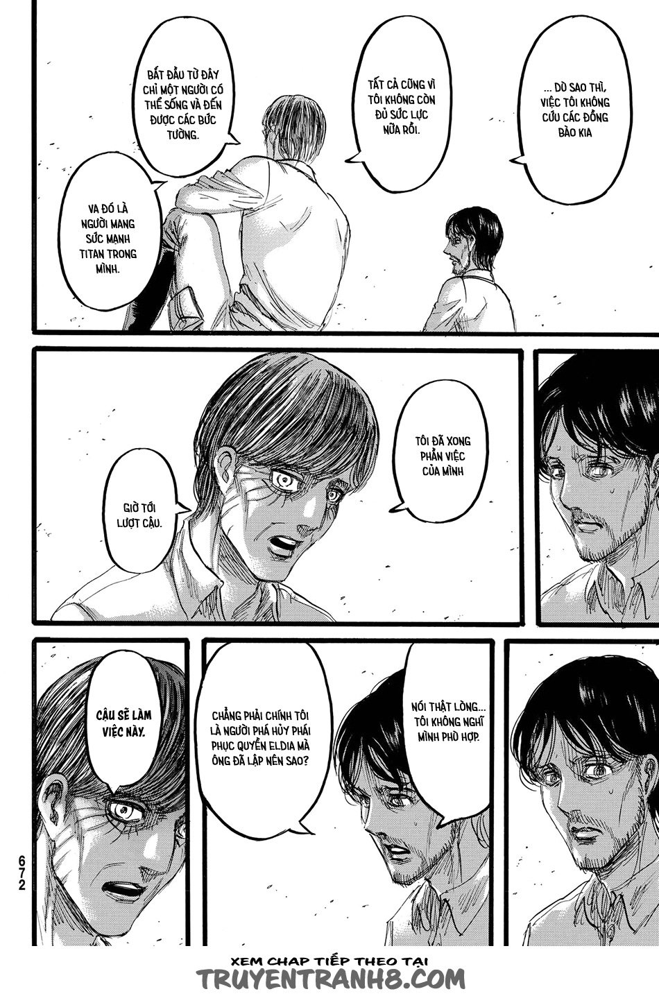 Shingeki no Kyojin - Attack on Titan Chap 88 page 30 Congtruyen24h