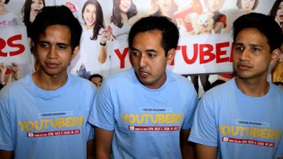 film comedy indonesia YOUTUBERS