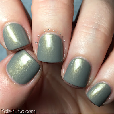 Takko Lacquer - Electic Apple: NYC - McPolish
