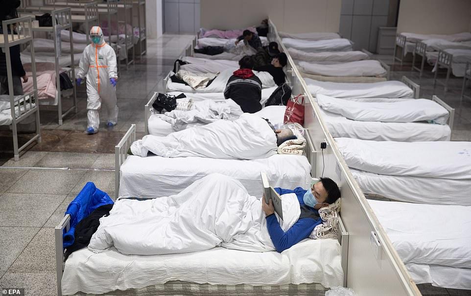 Coronavirus 2020, China.