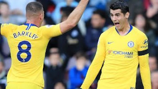 Burnley vs Chelsea 0-4 Video Gol & Goals Highlights.