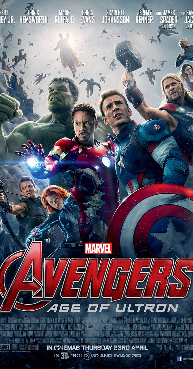 Nonton Film Avengers - Age of Ultron (2015)