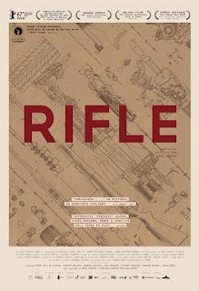 """Poster do filme """"Rifle"""""""