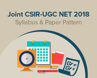 CSIR UGC NET / JRF June 2018