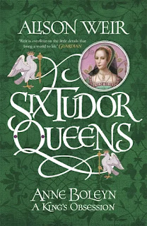 Anne Boleyn - A King's Obsession von Alison Weir