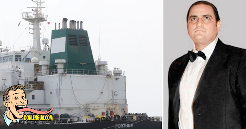 IMPORTANTE | Alex Saab fue el operador que negoció los envíos de gasolina desde Irán