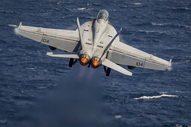 Navy Super Hornet crash Florida