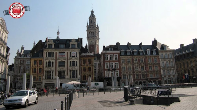 Grand Place, Lille, Francia