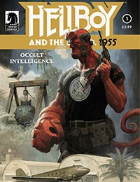 Hellboy and the B.P.R.D.: 1955 ― Occult Intelligence