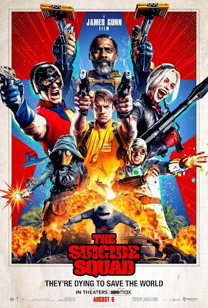 The Suicide Squad 2021  WEB-DL 1080P Latino Descargar