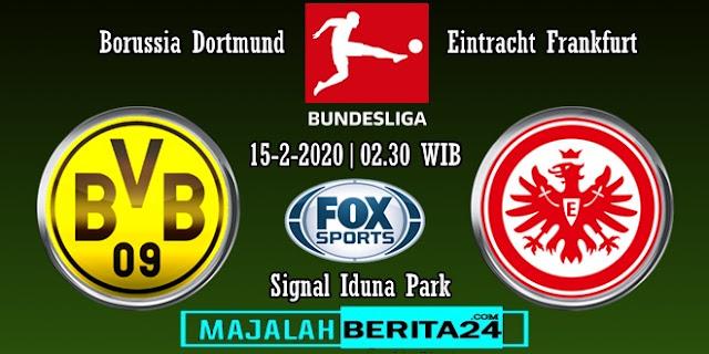Prediksi Borussia Dortmund vs Eintracht Frankfurt