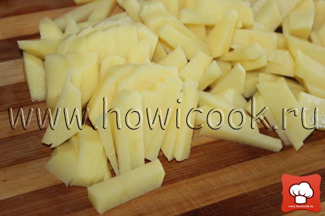 сырный суп с шампиньонами с пошаговыми фото