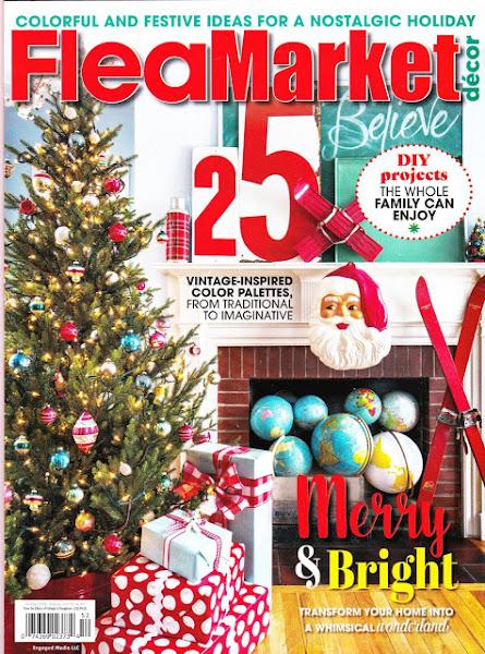 Flea Market Decor Magazine