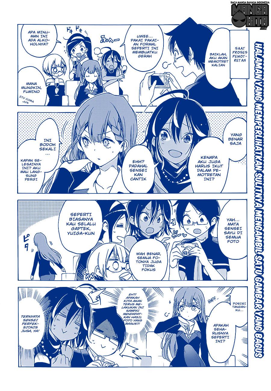 Baca Manga Bokutachi Wa Benkyou Ga Dekinai Chapter 22 Bahasa Indonesia