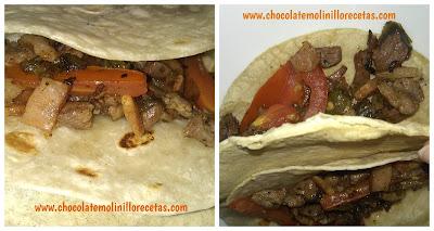 carne con chile poblano