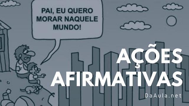 Sociologia: O que são Ações Afirmativas