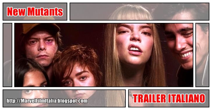 Marvel Film Italia: New Mutants (2019) - Trailer italiano