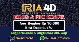 Bandar online pilihan ria4d - iniprediksilawe.info