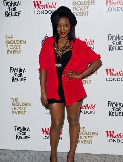Afowzocelebstar Naomi Campbell Hosts Genevieve Nnaji -2964
