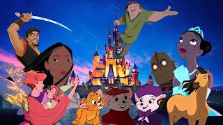 Cartoon movies