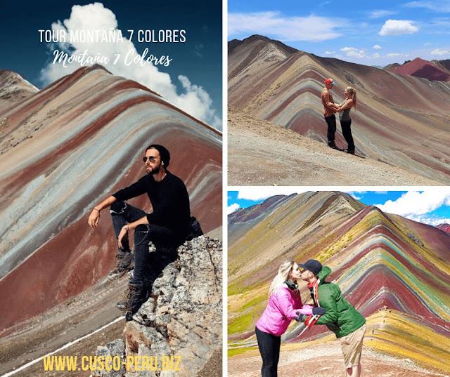 Tour machu picchu Montaña 7 Colores