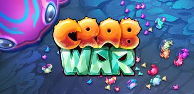 Crab War Apk + Mod (Infinite Pearl) v3.1.5 Offline