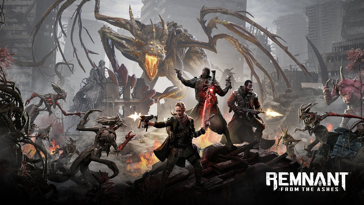 Remnant: From the Ashes - What's the best class to start with?