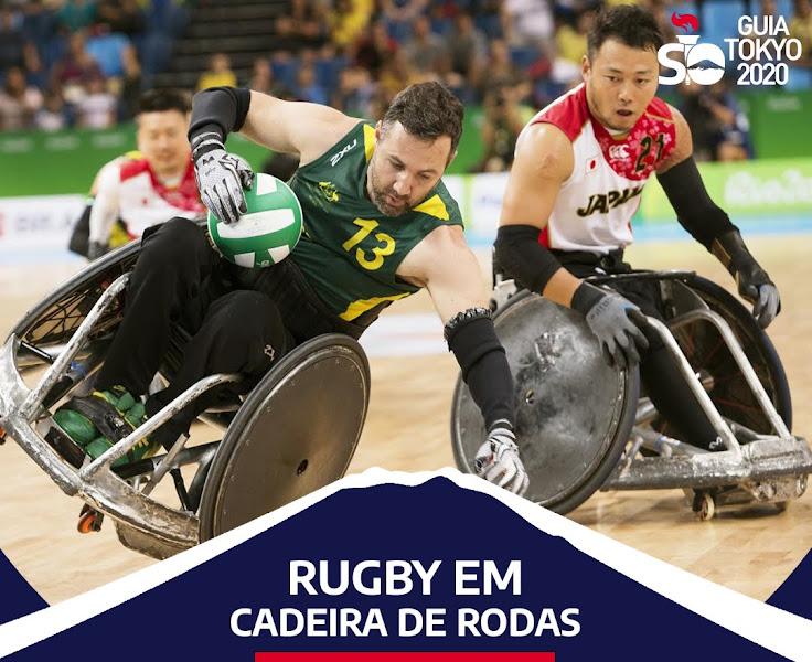Regras do rugby em cadeira de rodas
