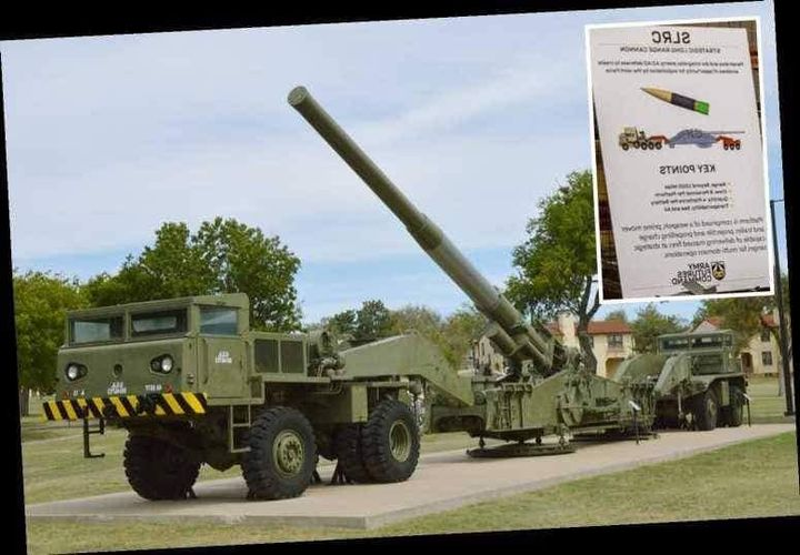 Strategic Long Range Cannon - SLRС