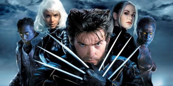 Image of Hugh Jackman as Logan / Wolverine in X2: X-Men United (2003) movie